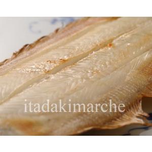 送料無料 干物 福井県産 魚辻の若狭カレイ 一夜干し 大サイズ 3枚セット 冷凍|umeebeccyasannriku