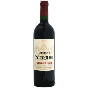 赤ワイン wine ボルドー シャトー・シマール 2005年 750ml