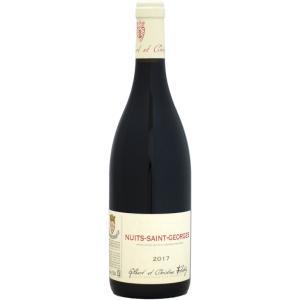赤ワイン wine ジルベール・エ・クリスティーヌ・フェレティグ ニュイ・サン・ジョルジュ 2017...