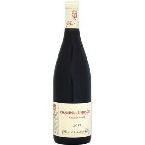 赤ワイン wine ジルベール・エ・クリスティーヌ・フェレティグ シャンボル・ミュジニー VV 20...