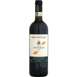 赤ワイン wine ファットリア・セルヴァピアーナ キャンティ・ルフィナ・リゼルバ・ブッチェルキアー...
