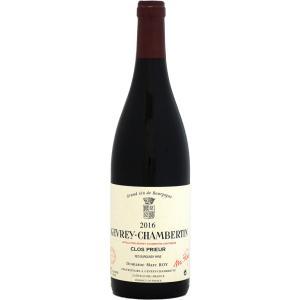 赤ワイン wine ドメーヌ・マルク・ロワ ジュヴレ・シャンベルタン クロ・プリウール 2016年 ...