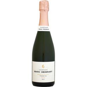 シャンパン スパークリングワイン wine Marc Hebrart Brut Rose マーク・エ...