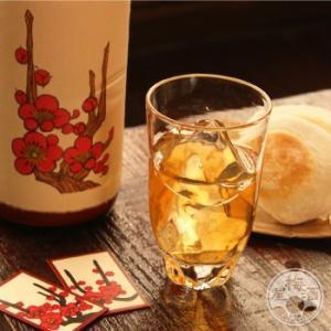 花札の梅酒 720ml 「八木酒造/奈良」|umeshu