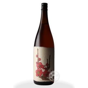 花札の梅酒 1800ml 「八木酒造/奈良」 umeshu 02