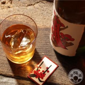 赤短の梅酒 720ml 「八木酒造/奈良」|umeshu