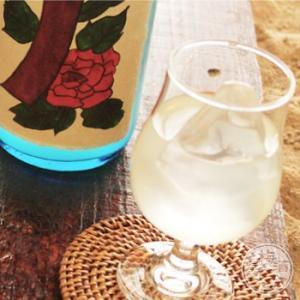 青短の柚子酒〜牡丹に青短〜 1800ml 「八木酒造/奈良」|umeshu|03