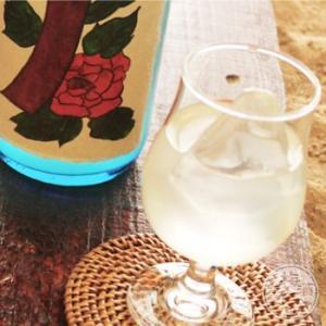 青短の柚子酒〜牡丹に青短〜 1800ml 「八木酒造/奈良」|umeshu|04