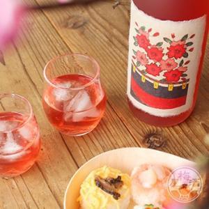 みよしのの桜梅酒 720ml 「八木酒造/奈良」【2/28より出荷開始】|umeshu