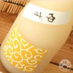唐草まっこり〜ゆず〜 1800ml 「浜地酒造/福岡」|umeshu|03