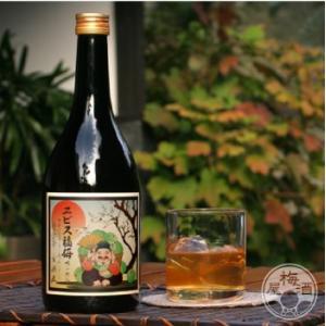 エビス福梅 1800ml 「河内ワイン/大阪」 umeshu