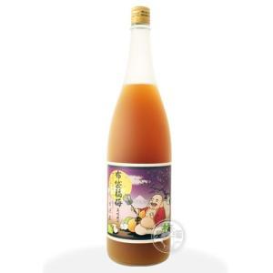 布袋福梅 1800ml 「河内ワイン/大阪」|umeshu|02