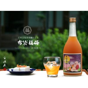 布袋福梅 1800ml 「河内ワイン/大阪」|umeshu|04
