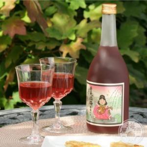 口に含んだ瞬間、フラワリーな香りと華やかな梅の香りが広がります。 とっても飲みやすく感じるのは葡萄の...