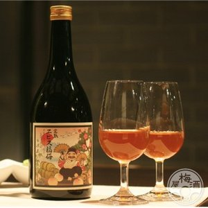 「食べ物に旬があるように梅酒にも旬があります。よりフルーティ、よりジューシーに進化した、完熟梅のみで...