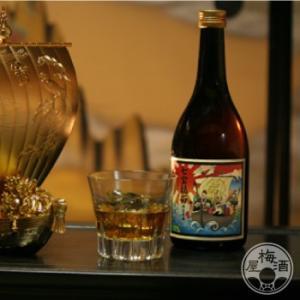 七宝福梅 720ml 「河内ワイン/大阪」|umeshu