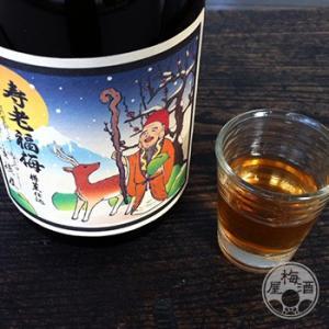 寿老福梅 720ml 「河内ワイン/大阪」|umeshu