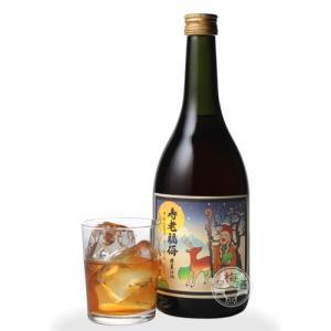 寿老福梅 720ml 「河内ワイン/大阪」|umeshu|02