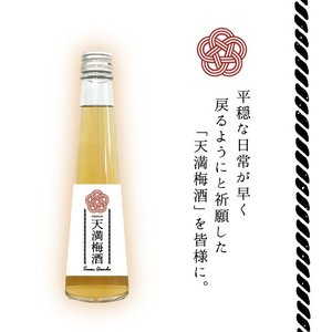天満梅酒 200ml|umeshu