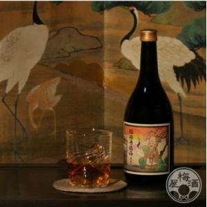 福禄寿福梅 1800ml 「河内ワイン/大阪」 umeshu