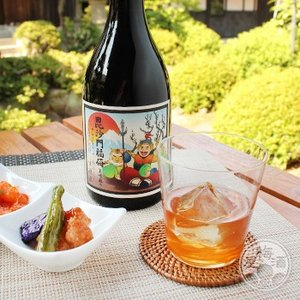 毘沙門福梅 720ml 「河内ワイン/大阪」