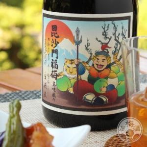 毘沙門福梅 1800ml 「河内ワイン/大阪」|umeshu|03