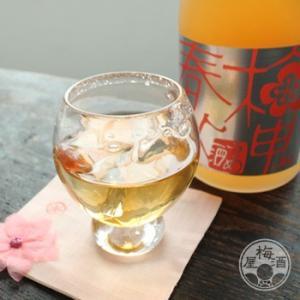 梅申春秋 1800ml「西山酒造場/兵庫」|umeshu