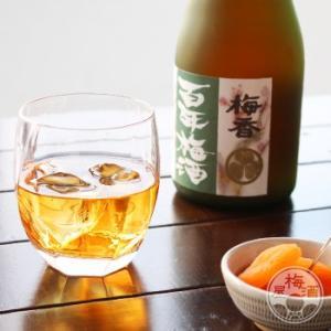 梅香 百年梅酒 720ml 「明利酒類/茨城」|umeshu