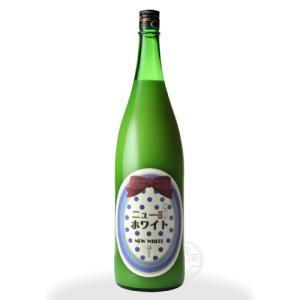 ニューホワイト梅酒 1800ml 「寒紅梅酒造/三重」|umeshu|02