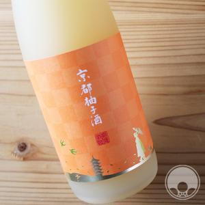 京都柚子酒 720ml 「招徳酒造/京都」|umeshu|02