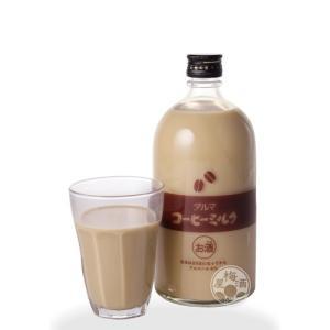 ダルマコーヒーミルク 720ml 「中国醸造/広島」|umeshu|02