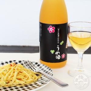 八海山の原酒で仕込んだ梅酒 720ml 「八海醸造/新潟」|umeshu