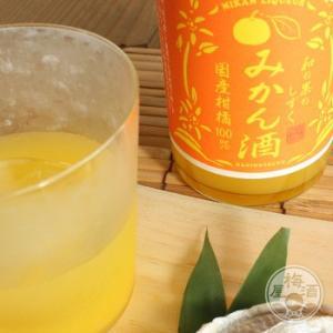 萩乃露 和の果のしずく みかん酒 500ml 福井弥平商店/滋賀県|umeshu