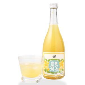 知多グレープフルーツ 720ml 「丸石醸造/愛知」|umeshu|02