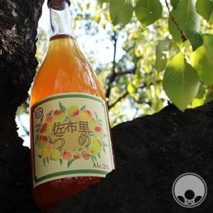 佐布里うめ 720ml 丸石醸造/愛知県 umeshu