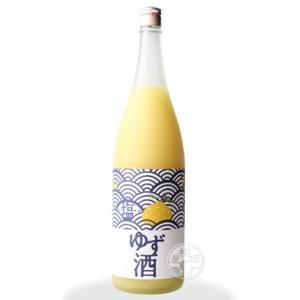塩ゆず 1800ml 「北島酒造/滋賀」|umeshu|02