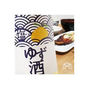 塩ゆず 1800ml 「北島酒造/滋賀」|umeshu|04