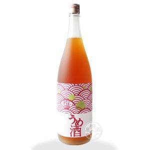 塩うめ 1800ml 「北島酒造/滋賀」 umeshu 02