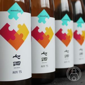 七田 Assemblage(アッサンブラージュ) AOY75 720ml【天山酒造/佐賀県】【クール便推奨】【日本酒】|umeshu