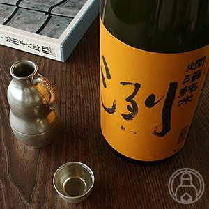 洌 燗酒純米 1800ml 小嶋総本店/山形県 日本酒 クール便推奨|umeshu