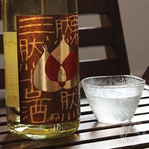 小鼓 三然古酒 樽詰栗焼酎 1800ml 西山酒造場/兵庫県 焼酎|umeshu