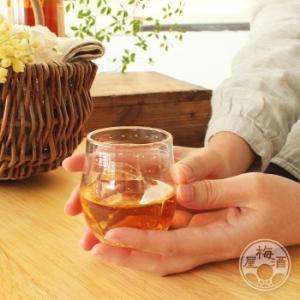 梅酒専用 しずくグラス 「glass room/京都」梅酒専用グラス|umeshu