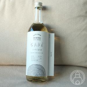 セトレオリジナル日本酒 SAKE うつろう酒 火入 720ml 【美吉野醸造】 【クール便推奨】【日本酒】|umeshu