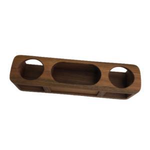 チークカップホルダー L 無垢材|umi-premium