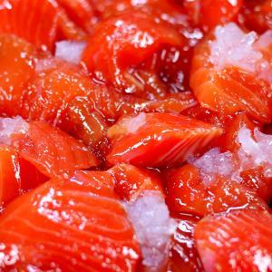■内容量:100g ■原産地:鮭/北海道産 ■加工地:北海道  ■賞味期限:商品が到着後、冷凍(-1...