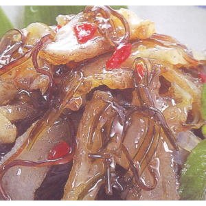 三陸海鮮の白醤油漬け 磯黄金漬|uminekotayori