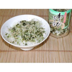 わさびふりかけ―簡単うちごはんレシピふりかけシリーズ|uminekotayori