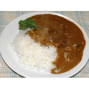 馬鹿ヤローカレー(馬肉と鹿肉の煮込みカレー)|uminekotayori