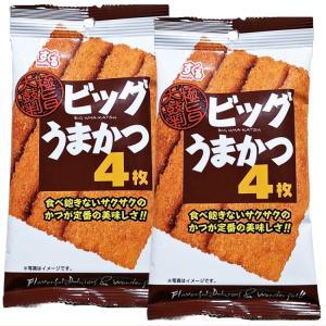 ビッグうまかつ(駄菓子カツ)5枚入り3個セット|uminekotayori