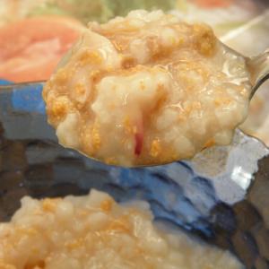 冷やし海鮮がゆを作る「いちご煮がゆ(粥)5個セット」|uminekotayori